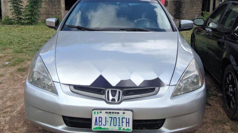 Very Clean Nigerian used 2003 Honda Accord-7
