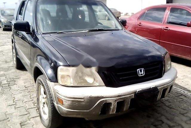 Nigerian Used Honda CR-V 2001-9