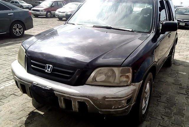 Nigerian Used Honda CR-V 2001-10
