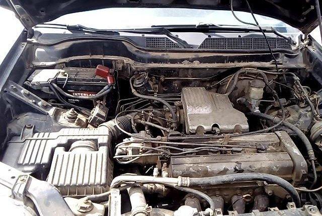 Nigerian Used Honda CR-V 2001-1