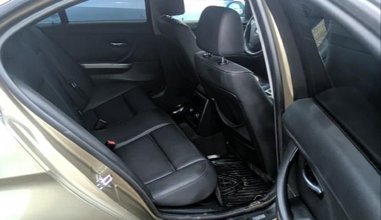 Nigeria Used BMW 318i 2006 Model Gold -3