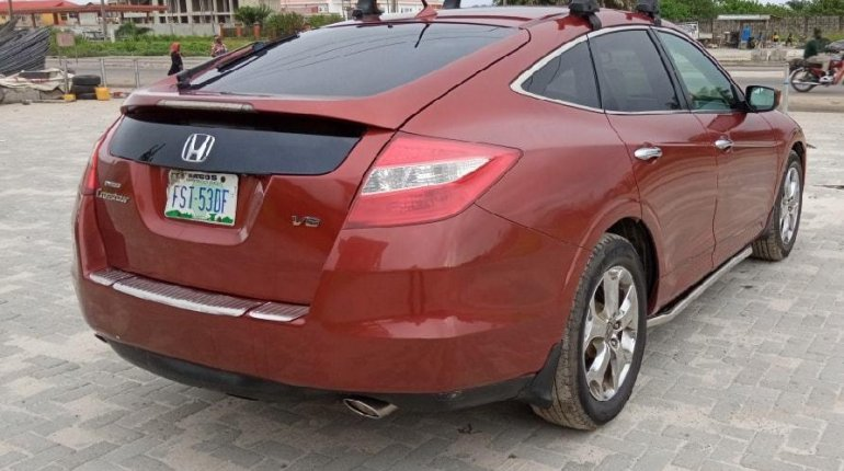 Nigeria Used Honda Accord CrossTour 2010 Model -8
