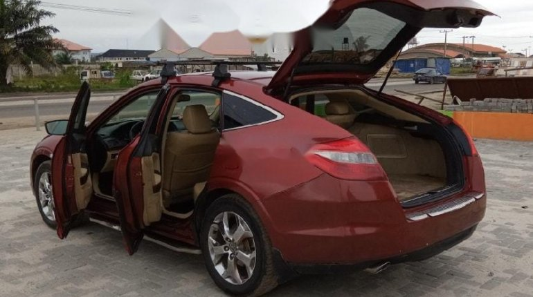 Nigeria Used Honda Accord CrossTour 2010 Model -2