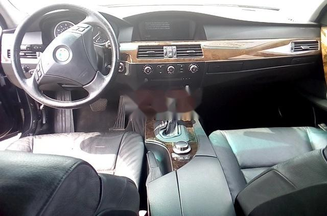 Nigeria Used BMW 5 Series 2006 Model Black-3