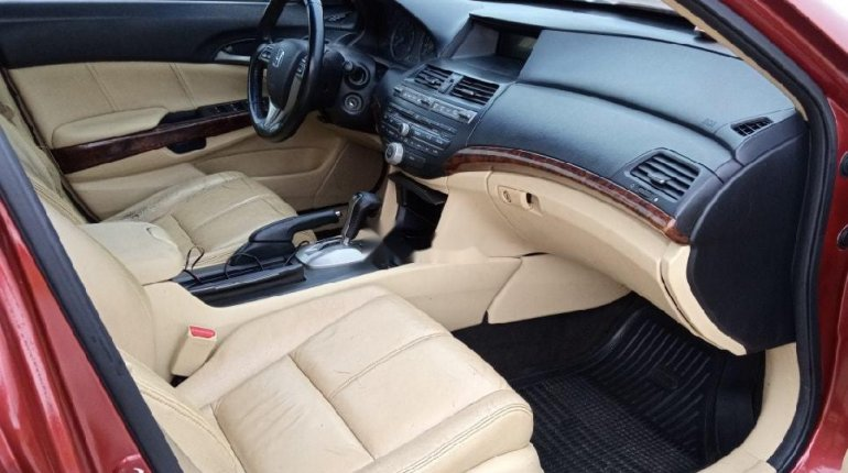 Nigeria Used Honda Accord CrossTour 2010 Model -5