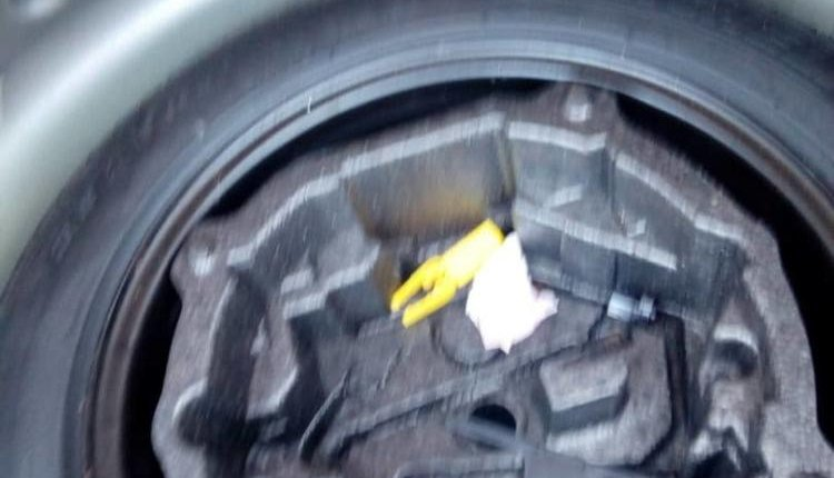 Foreign Used Peugeot 407 2006 Model Gray-2
