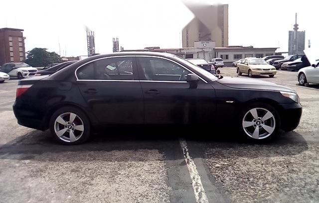 Nigeria Used BMW 5 Series 2006 Model Black-7