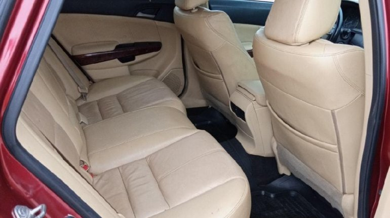 Nigeria Used Honda Accord CrossTour 2010 Model -4
