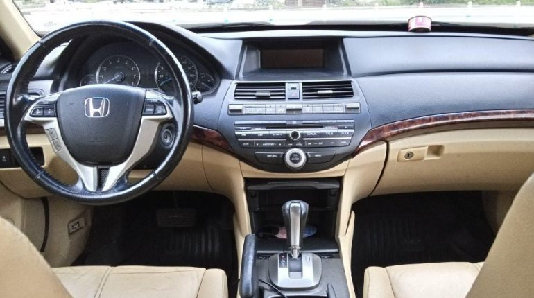 Nigeria Used Honda Accord CrossTour 2010 Model -1