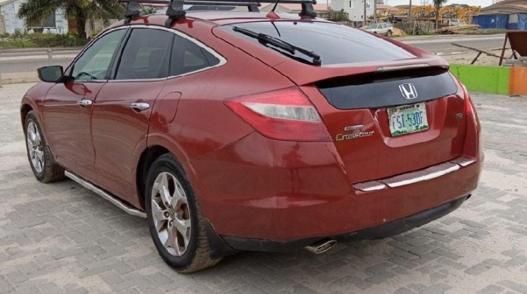 Nigeria Used Honda Accord CrossTour 2010 Model -6