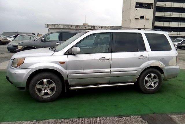 Nigerian Used Honda Pilot 2006-8