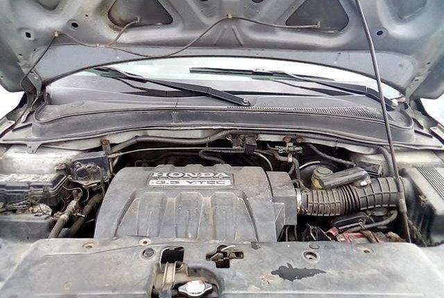 Nigerian Used Honda Pilot 2006-1