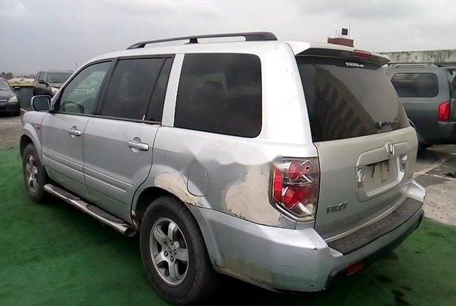 Nigerian Used Honda Pilot 2006-5