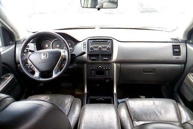 Nigerian Used Honda Pilot 2006-3