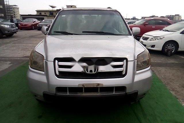 Nigerian Used Honda Pilot 2006-12