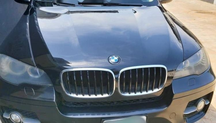 Clean Foreign used 2010 BMW X6 -5