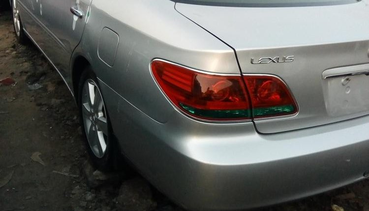 Neat Foreign used 2006 Lexus ES -1