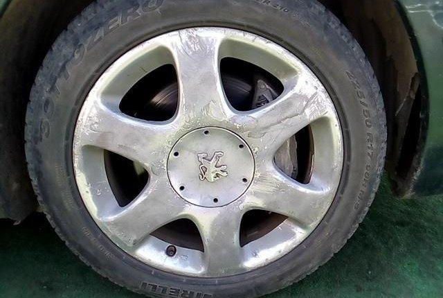 Neat Nigerian used Peugeot 607 2009 -0