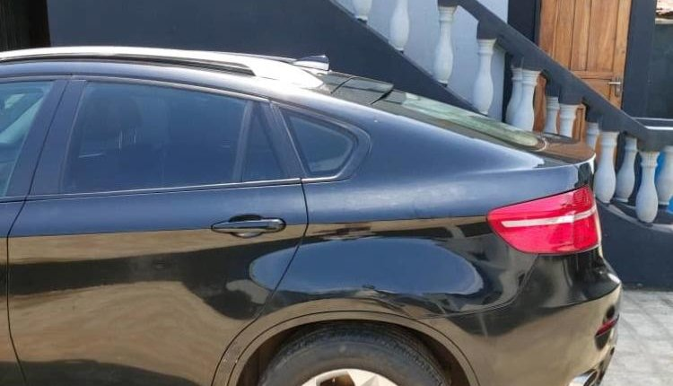 Clean Foreign used 2010 BMW X6 -3