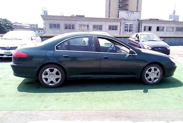 Neat Nigerian used Peugeot 607 2009 -6