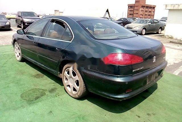 Neat Nigerian used Peugeot 607 2009 -4