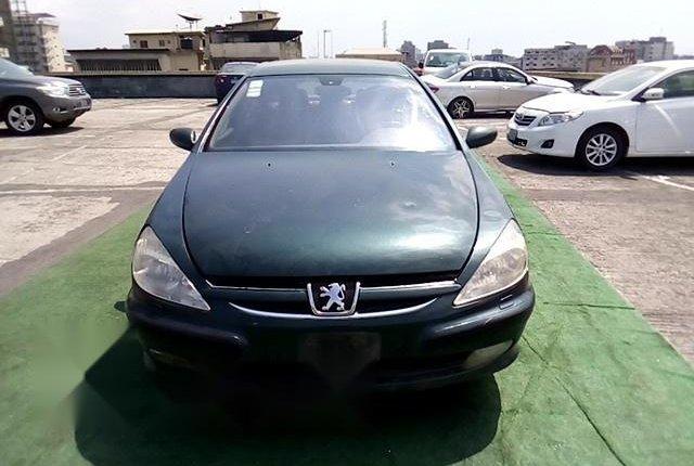 Neat Nigerian used Peugeot 607 2009 -11