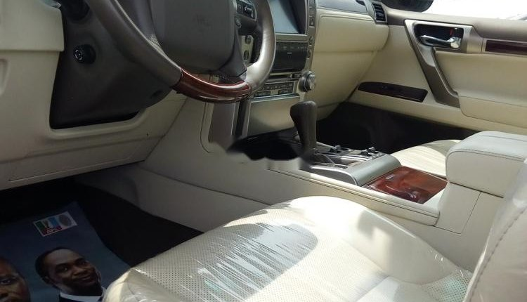 Neat Foreign used 2012 Lexus GX -2