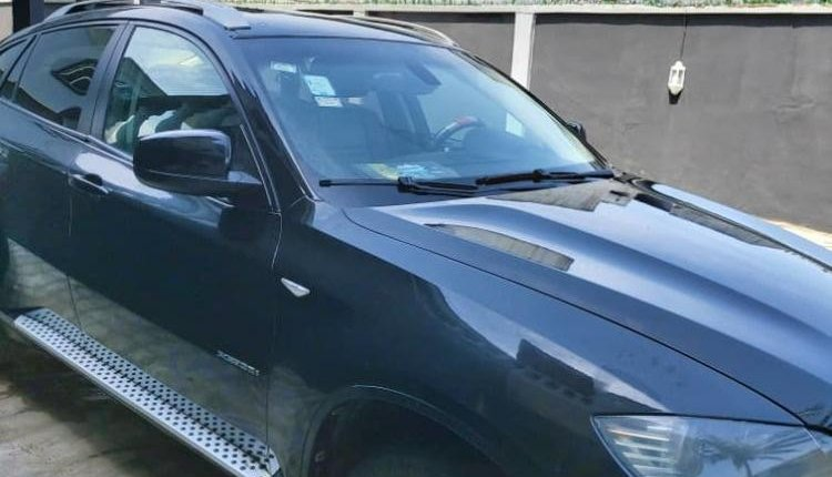 Clean Foreign used 2010 BMW X6 -2