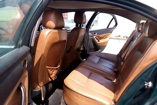 Neat Nigerian used Peugeot 607 2009 -2