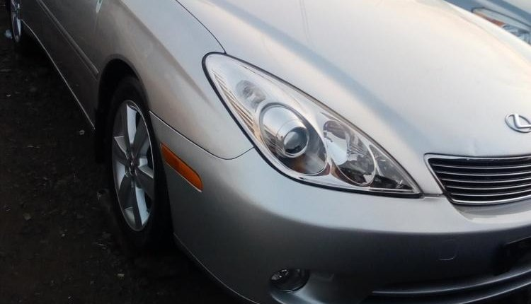 Neat Foreign used 2006 Lexus ES -3