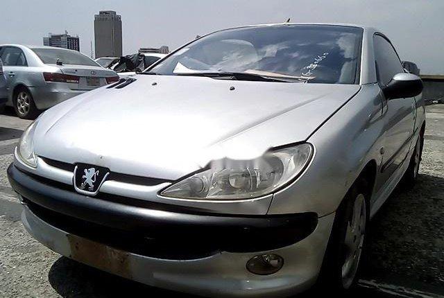Nigeria Used Peugeot 206 2004 Model Silver-13