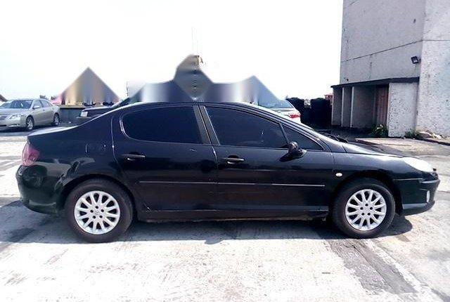 Nigeria Used Peugeot 407 2004 Model Black-7