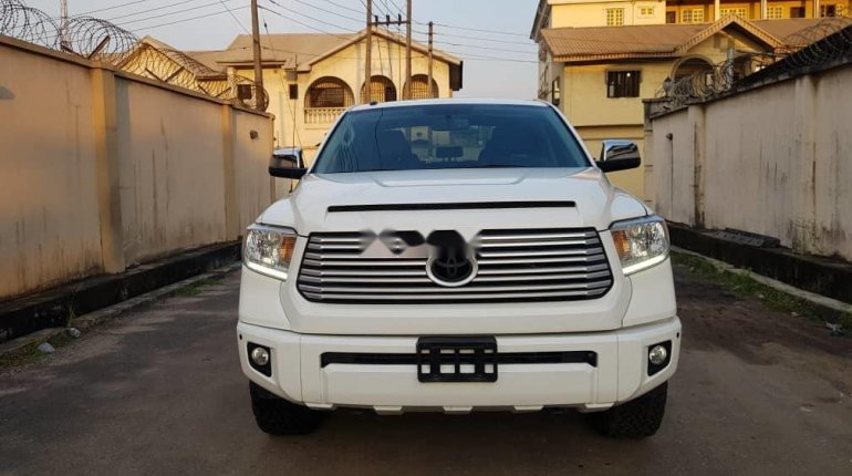 Super Clean Foreign used Toyota Tundra 2016-7