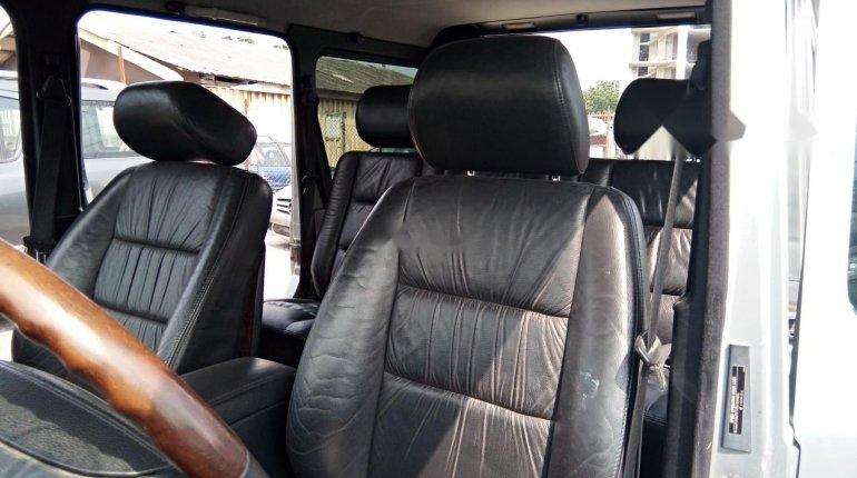 Nigeria Used Mercedes-Benz G-Class 2003 Model Silver-7