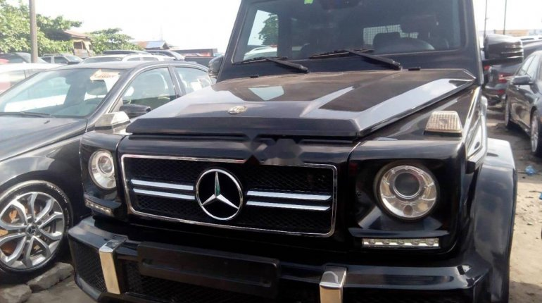 Foreign Used 2014 Mercedes-Benz G-Class Petrol-9