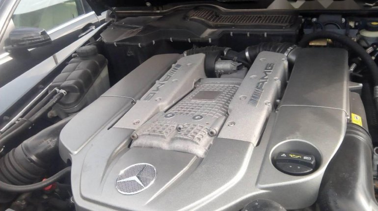 Foreign Used 2014 Mercedes-Benz G-Class Petrol-0