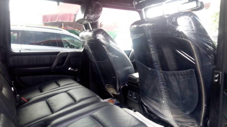 Foreign Used 2014 Mercedes-Benz G-Class Petrol-5