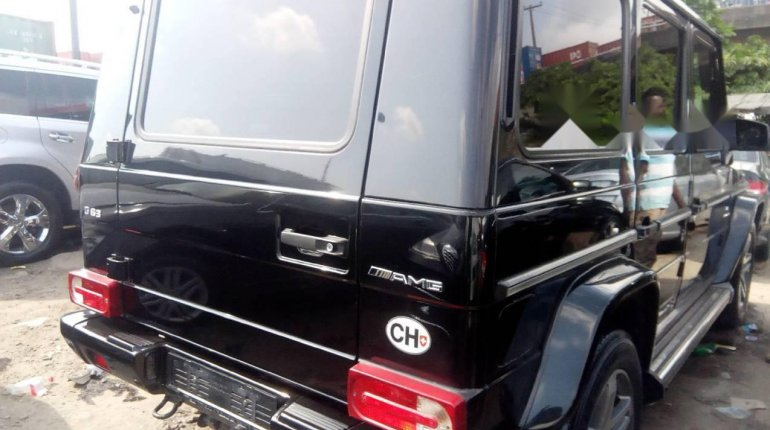Foreign Used 2014 Mercedes-Benz G-Class Petrol-4