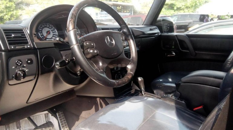 Foreign Used 2014 Mercedes-Benz G-Class Petrol-1
