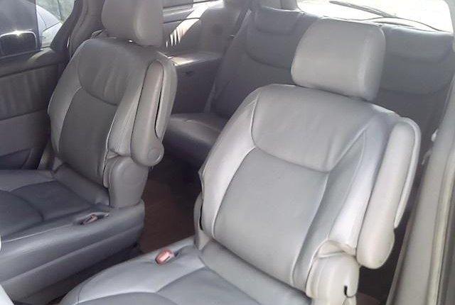 Nigerian Used Toyota Sienna 2004-2