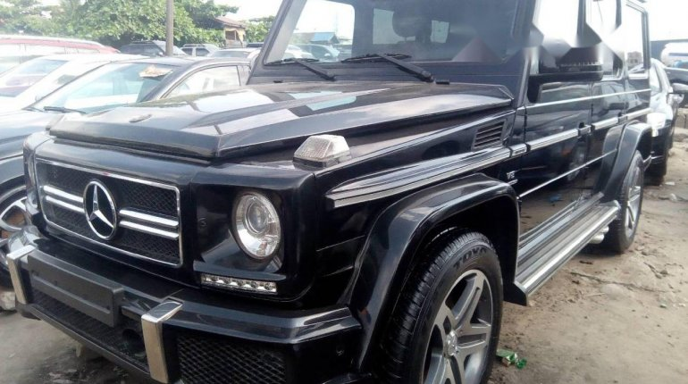 Foreign Used 2014 Mercedes-Benz G-Class Petrol-8