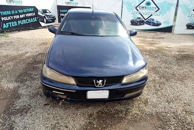 Super Clean Nigerian used Peugeot 406 2001-13
