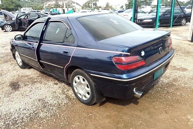 Super Clean Nigerian used Peugeot 406 2001-5
