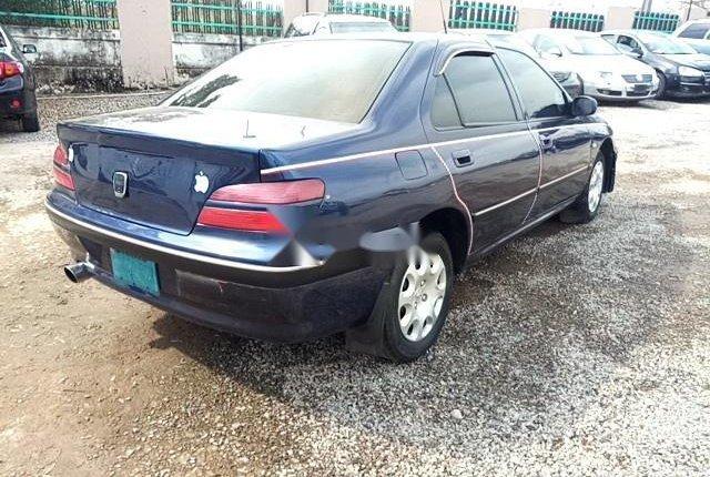 Super Clean Nigerian used Peugeot 406 2001-4