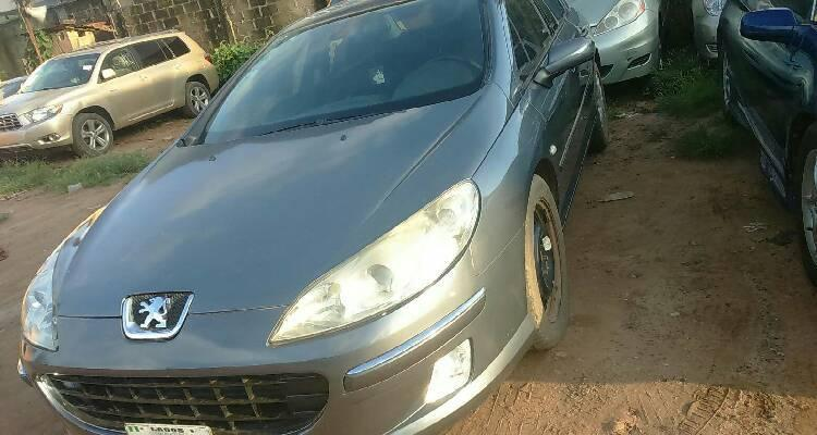 Well Maintained Nigerian used 2007 Peugeot 407-6