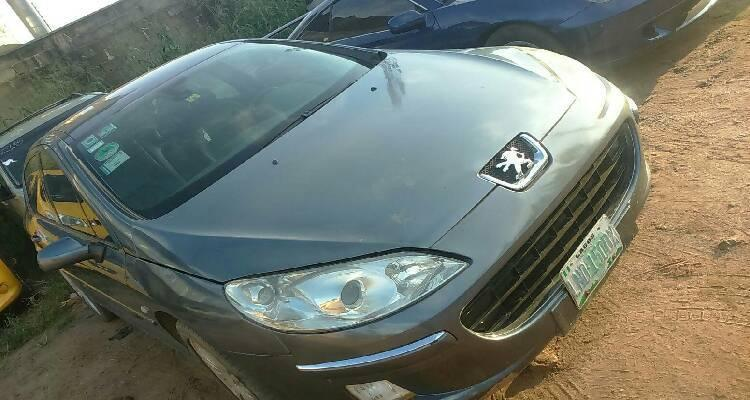 Well Maintained Nigerian used 2007 Peugeot 407-0