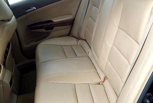 Nigeria Used Honda Accord 2008 Model Black-2