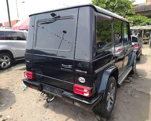 Very Clean Foreign used 2012 Mercedes-Benz G63-5