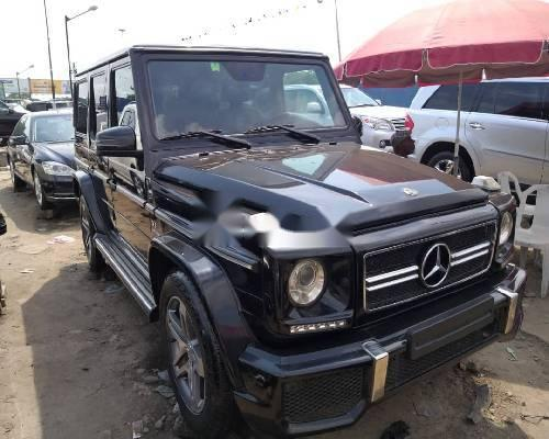 Very Clean Foreign used 2012 Mercedes-Benz G63-1