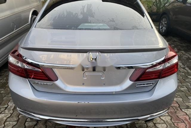 Foreign Used Honda Accord 2017 Model Silver-2